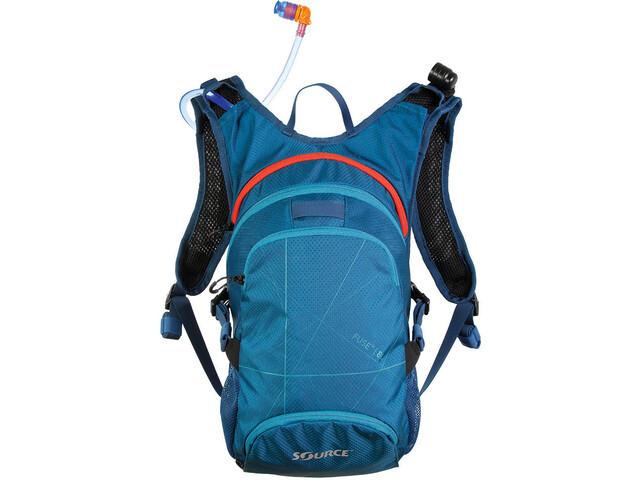 SOURCE Fuse Pack Hidratación 2+6l, azul
